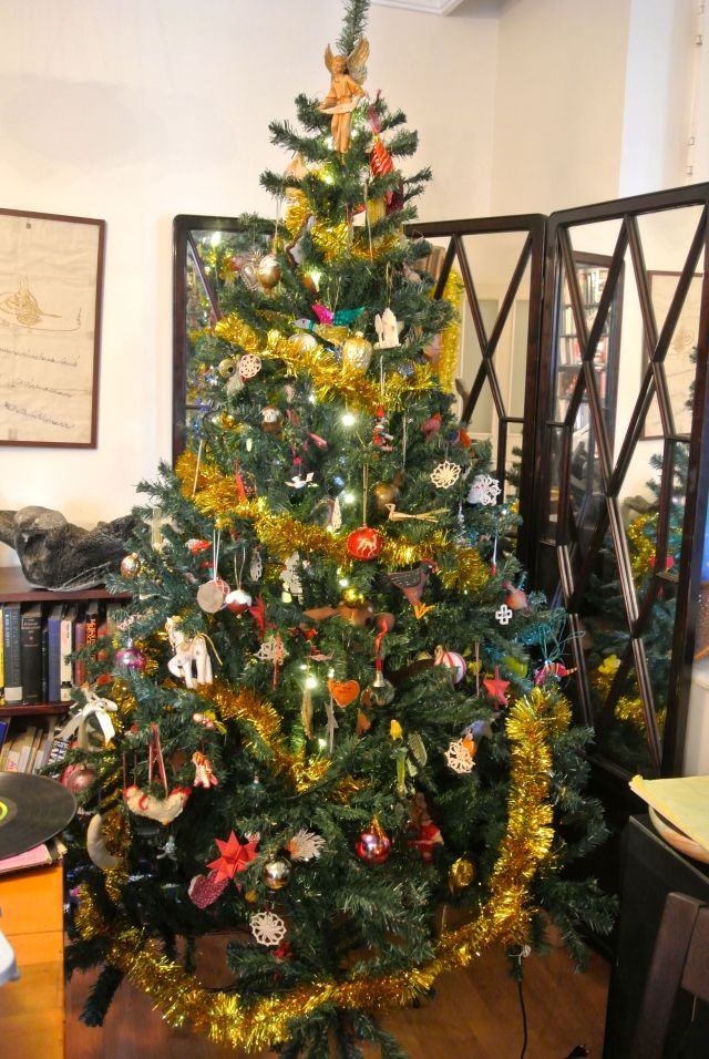 tree after